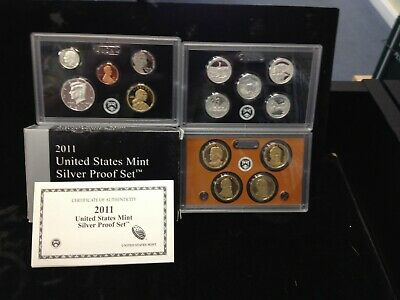 OGP 40/% Silver 1976 US Mint Set No stickers or writing