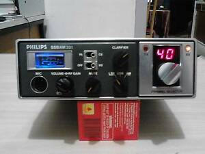 cb radio phillips 201 ssb hf 40 chan excelent working radio Wanneroo Wanneroo Area Preview