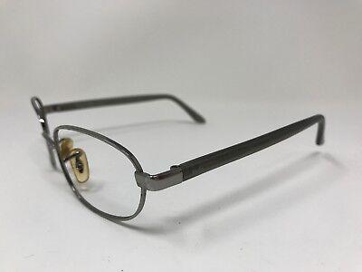 Vintage Ray-Ban Sunglasses Italy RB3009 W2980 Gunmetal Polish/Grey GC89