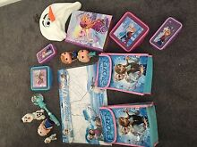 Girls frozen bundle Engadine Sutherland Area Preview
