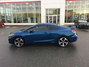 2015 Honda Civic Si HEATED SEATS; ALLOYS; P/ROOF; NAVI