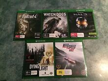 Xbox One games for sales Yeppoon Yeppoon Area Preview