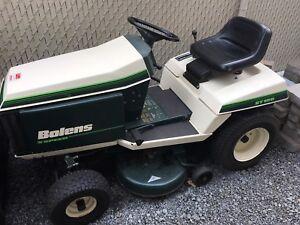 Tracteur Bolens