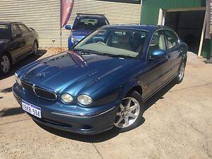 Jaguar X Type Only 110000 kms auto Northbridge Perth City Area Preview