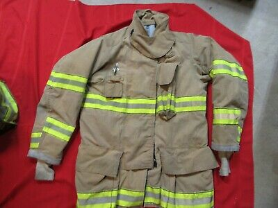 Mfg. 2011 Globe Gxtreme 402 X 35 Firefighter Turnout Bunker Jacket Fire Rescue