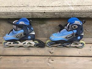 Rollerblades w9 82a wheels mint shape