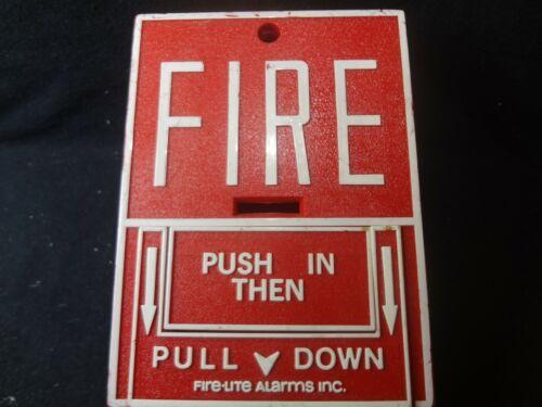 Fire-Lite  BG-10 Fire Alarm Pull Station FREE SHIPPING !!!