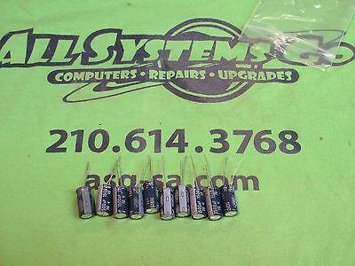Ltec 16v 1500uf 105c Capacitors 10 X 20 - Quantity 10