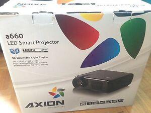 Axion a660 3D