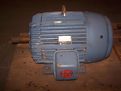 New Us Electrical 60 Hp Ac Electric Motor 405u 460 Vac 1785 Rpm Shaft 2-38