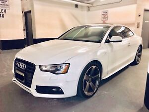SHORT TERM LEASE (4 MONTHS) TAKEOVER ON A 2016 AUDI S5 TECHNIK