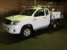 Toyota Hilux KUN26R 4x4 Turbo diesel Manual Roxburgh Park Hume Area Preview