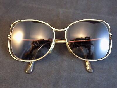 (GLASSES FRAMES WOMEN'S Swank Optical 135 Tulip 965 800 56-16 Gold HIPSTER Frames)