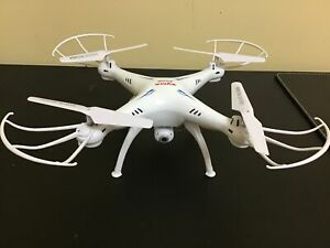 Brand new SYMA drone 2.4 ghz camera live action for beginners