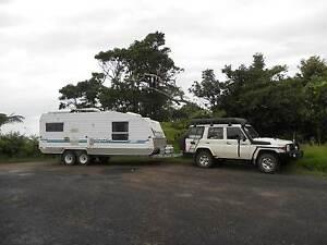 Gazal Infinity 21'  Semi Off Road Caravan  $26,500.00 Tolga Tablelands Preview