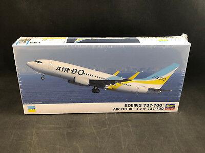 Used, Hasegawa Air Do Boeing 737-700 1:200 Scale Plastic Model Kit 10742 NIB for sale  Hiawassee