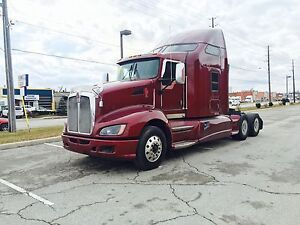 2014 Kenworth T660 Automatic