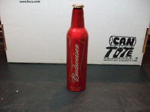 Budweiser 2006 16 oz Aluminum Bottle #500611