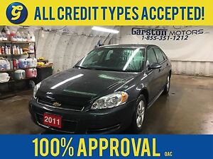 2011 Chevrolet Impala LS*KEYLESS ENTRY*POWER WINDOWS/LOCKS/MIRRO