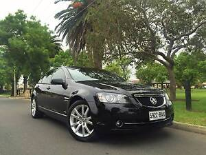 2011 Holden Calais Black Automatic Sedan 55,400kms Glenelg East Holdfast Bay Preview