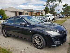 2010 Mazda 6 Limited GH Series 2 Auto MY10