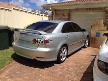 Mazda 6 hatch manual sports luxury minor damage Georges Hall Bankstown Area Preview