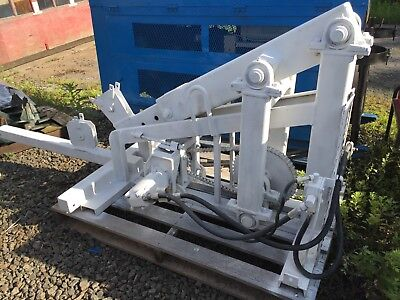 Hydraulic Heavy Wire And Cable Puller