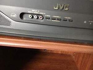 "32 "" jvc tv with cabinet"