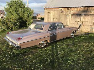 Mercury Monterey 1962