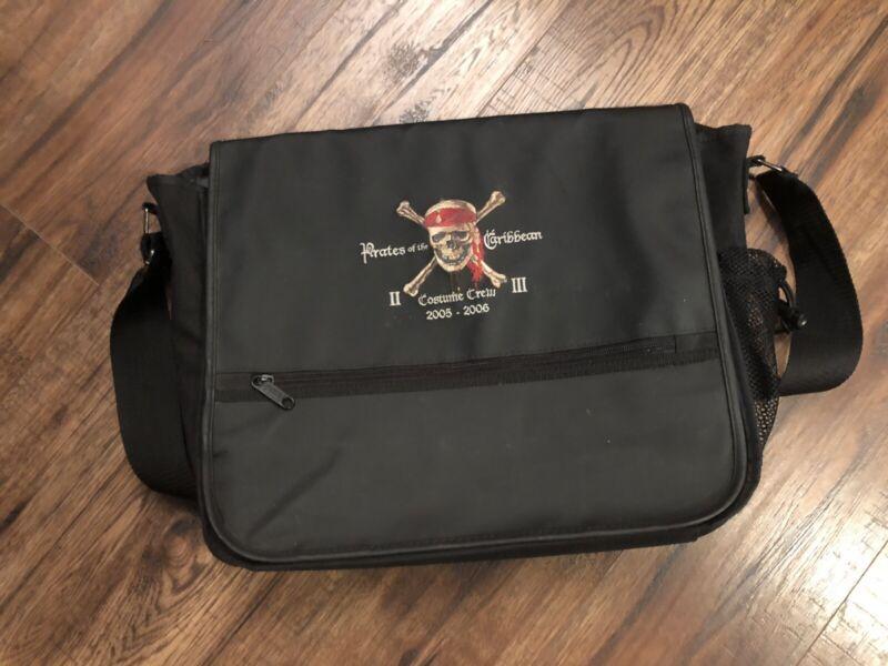 Pirates Of The Caribbean Crew Gift Messenger Bag