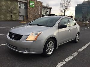 Nissan Sentra silver 2008 - extra clean - nego