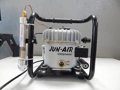 Jun-air Oil-lubricated Compressor Pn 1155000