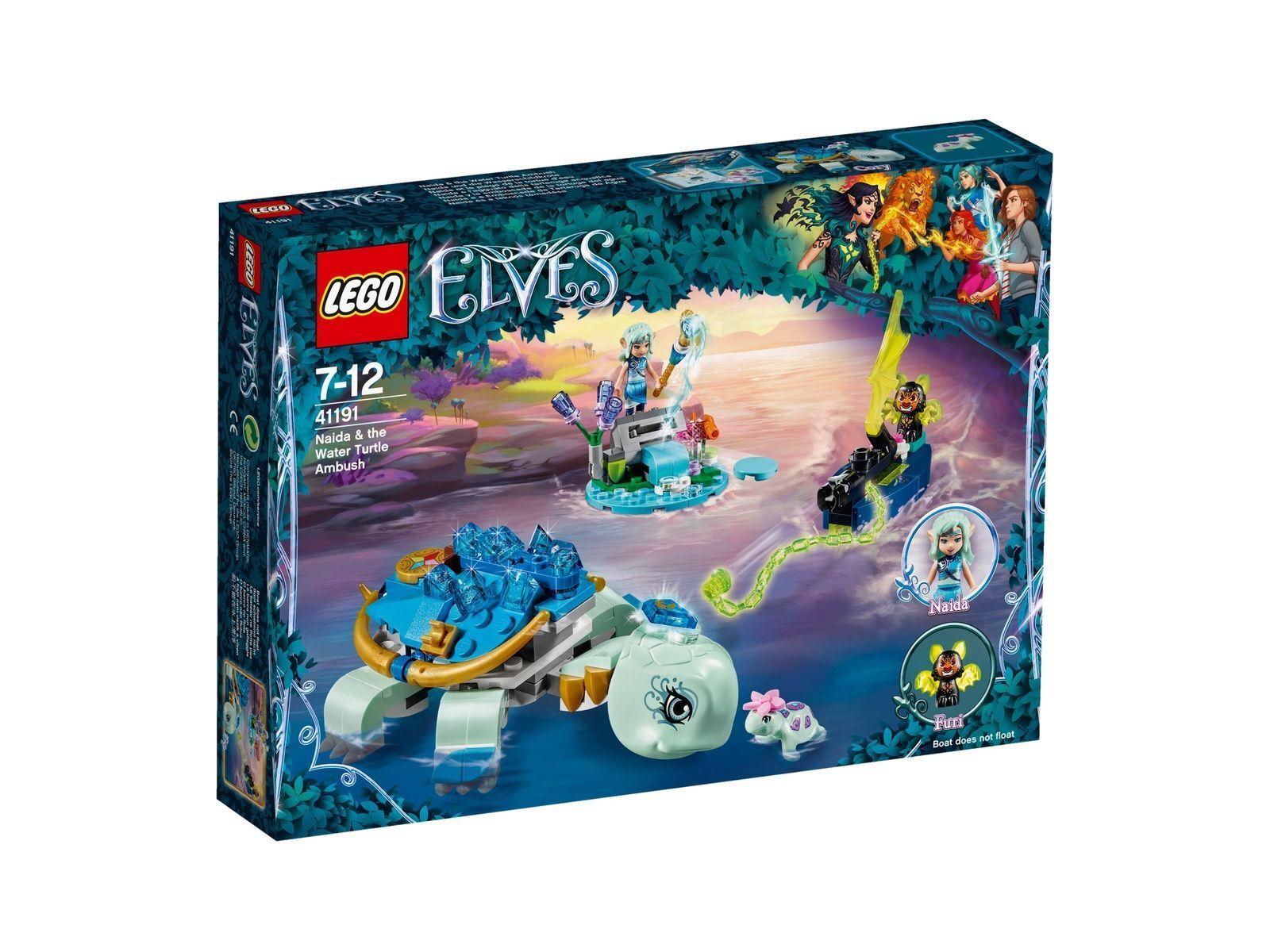 41195 Mehrf LEGO Finale Auseinandersetzung zwischen Emily und Noctura Bausatz