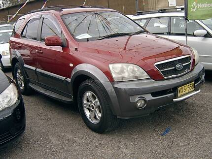2003 Kia Sorento Wagon