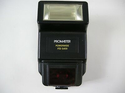 Вспышки Promaster FTD 5400 Flash for