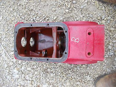 Farmall B Tractor Original Ih Ihc Main Transmission Housing Case For Gears