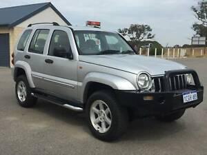 Jeep Cherokee - Automatic - Diesel - 4X4