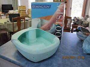 Remington Foot Spa Rowes Bay Townsville City Preview