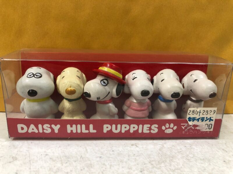 New Daisy Hill Puppies  Very Rare Snoopy from JAPAN