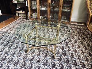Glass Table (Art Shoppe)