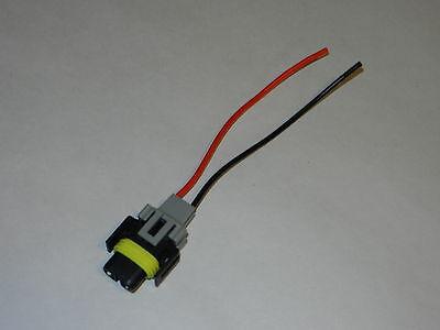 Michigan Motorsports Vehicle Speed Sensor VSS Connector Pigtail Harness Fits GM T5 700R4 4L60 4L60E 90-95 GM