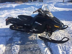 2011 renegade 1200 cc X package
