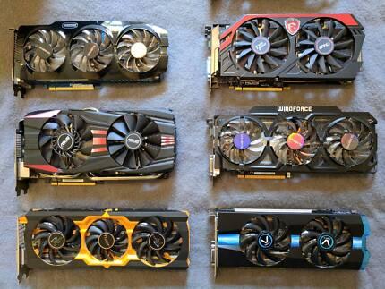 Gaming PC Parts! CPU, Motherboard, RAM, GPU, HDD and More!
