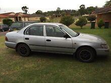 1996 Corolla Sedan Raymond Terrace Port Stephens Area Preview