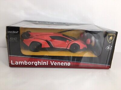 RW 1/24 Scale Lamborghini Veneno Car Radio Remote Control Sport Racing Car for sale  Norwich