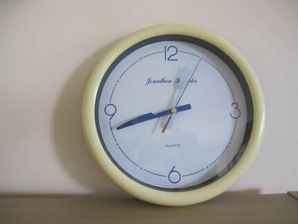 Novelty Kitchen Wall Clock