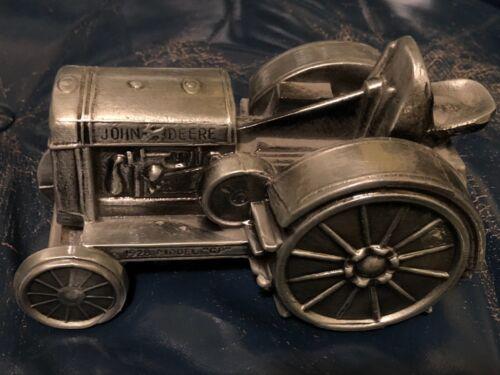 Banthrico JOHN DEERE 1928 Model GP Tractor Bank Community Credit Union 5th Ed