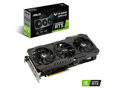 ASUS TUF Gaming GeForce RTX 3080 10GB GDDR6X Graphics Card - Unopened, In Hand
