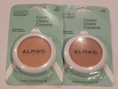 ALMAY CLEAR COMPLEXION PRESSED POWDER: YOU PICK Almay Clear Complexion Powder