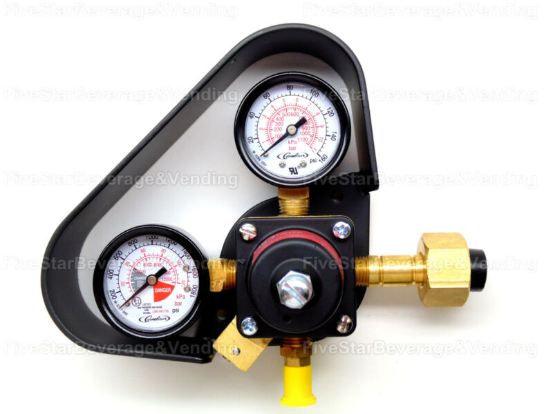 Cornelius 1004244 Primary Co2 Regulator With Gauge Protector